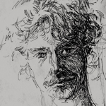 Marek Pišl kresba