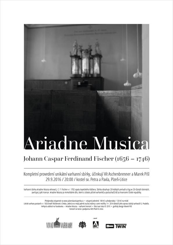 Ariadne Musica plakát