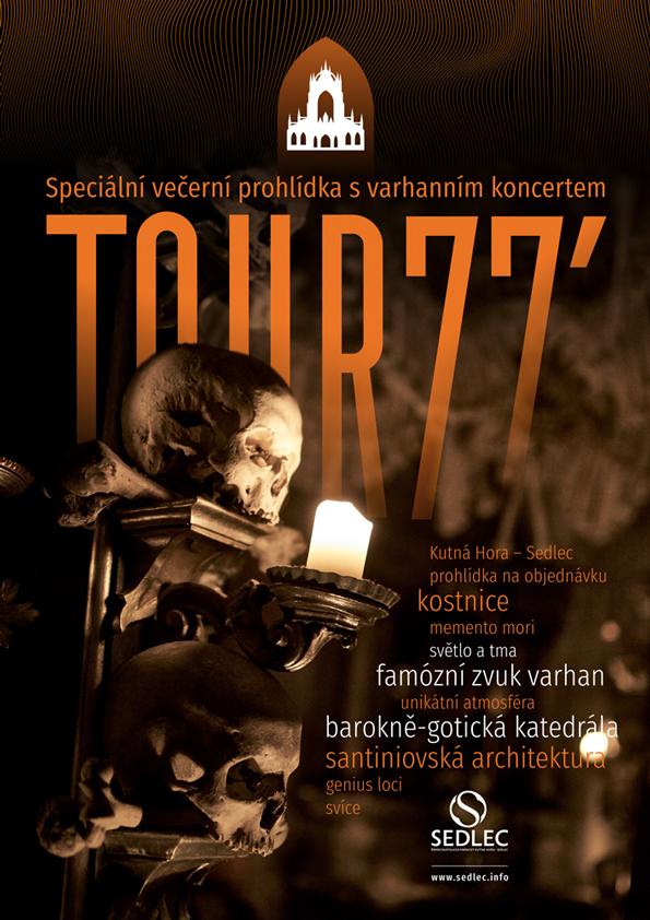 TOUR77 plakát