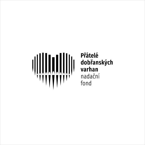 Logo Přátelé dobřanských varhan