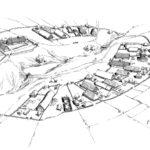 Středověká vesnice Zábělá