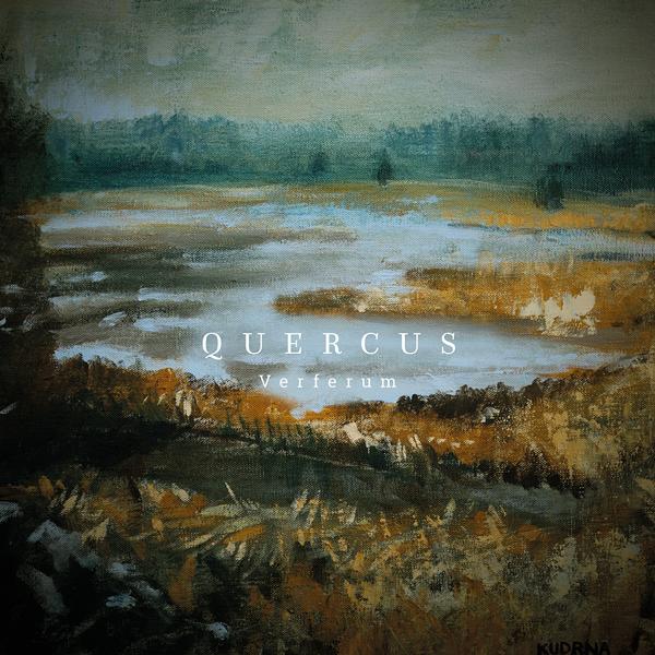 Quercus CD design